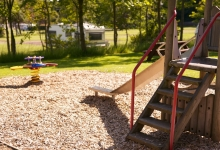 Excellent facilities and playpark