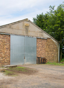 Charterhall - Industrial Units to rent in Berwickshire