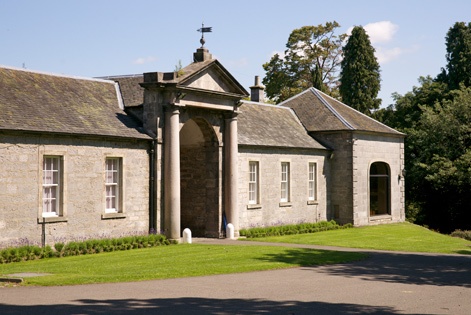 Rural offices near Edinburgh