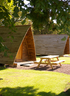 Wigwam holidays Edinburgh