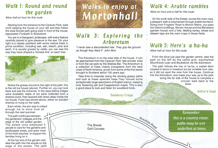 Walks to enjoy at Mortonhall